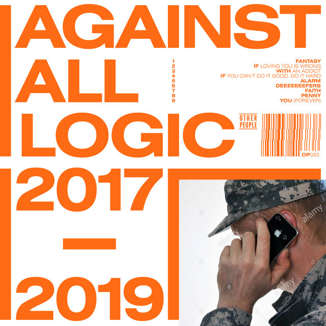 Cover art for album 2017 - 2019 by Against All Logic