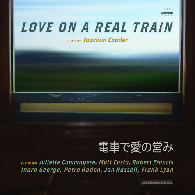 Love On A Real Train