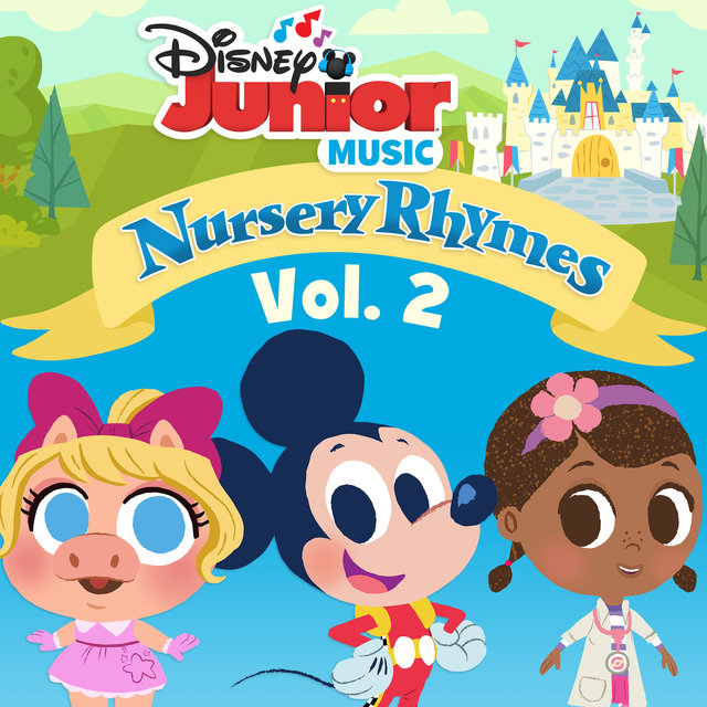Disney Junior Music: Nursery Rhymes Vol. 2