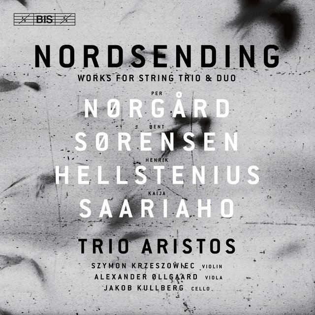 Nordsending: Works for String Trio & Duo