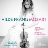 Violin Concerto No. 1 in B-Flat Major, K. 207: II. Adagio (Cadenzas - Cohen)