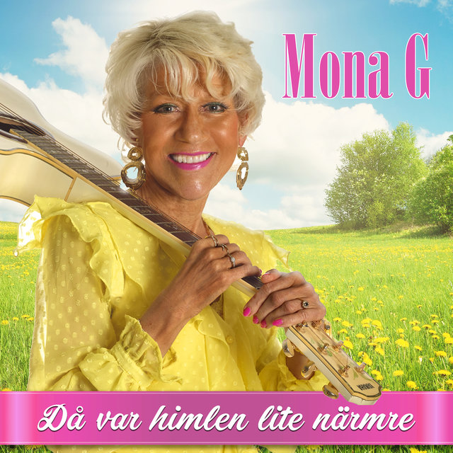 Cover art for album  by Mona G