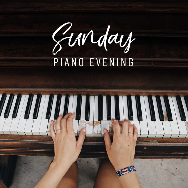 Sunday Piano Evening: 15 Smooth Piano Jazz Melodies for