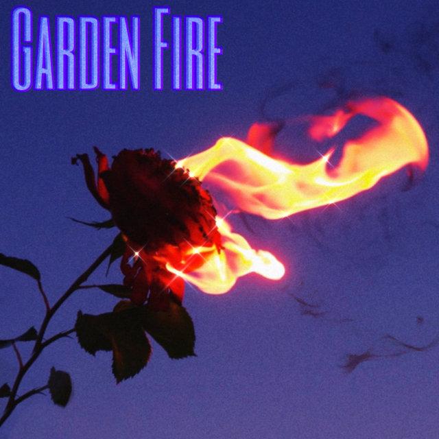 Cover art for album Garden Fire - EP by Brandy Haze