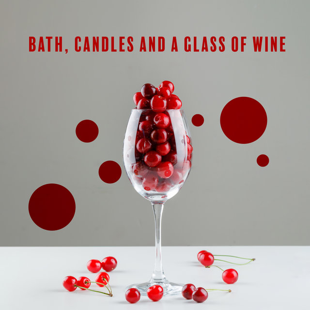 Bath, Candles and a Glass of Wine - Relax in Your Home Spa Listening to This Great New Age Music, Beauty Time, Aromatherapy, Comfort Zone, Home Wellness, Magic Moments, Revitalize, Smooth Skin, Peeling Sugar