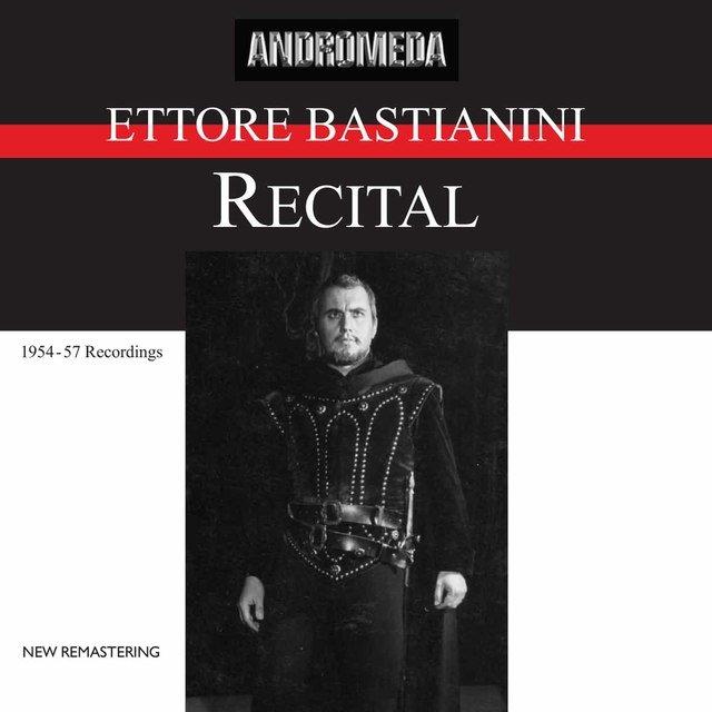 Ettore Bastianini Recital (Remastered)