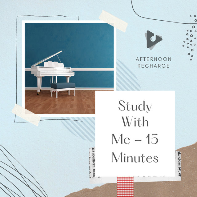 Study With Me - 15 Minutes