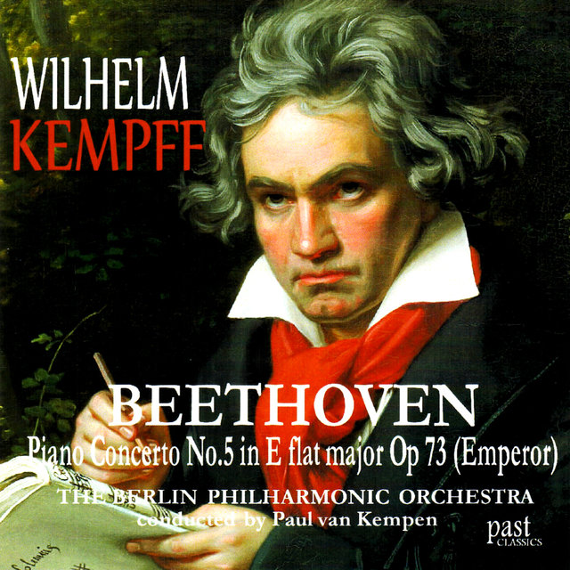 "Beethoven: Piano Concerto No. 5 in E Flat Major, Op. 73, ""Emperor"""