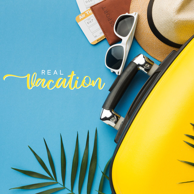 Real Vacation - Relaxing Jazz for Summer Holidays 2020