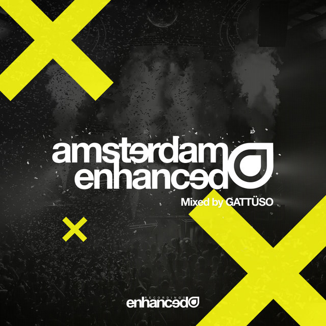 Amsterdam Enhanced 2019, mixed by GATTÜSO