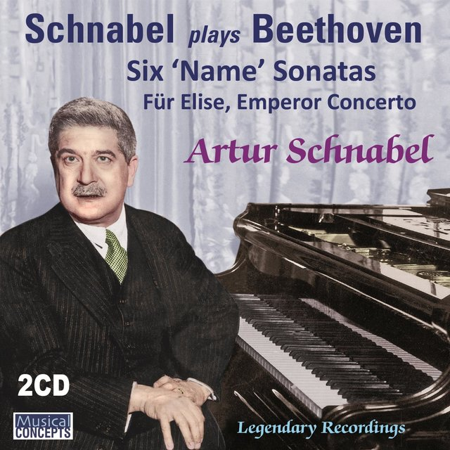 Schnabel Plays Beethoven