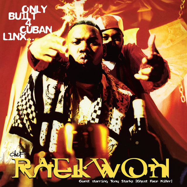 Only Built 4 Cuban Linx...