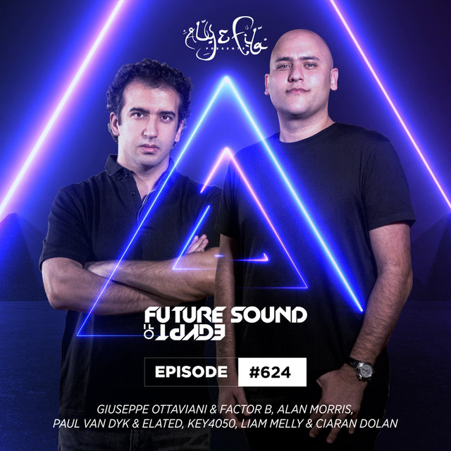 FSOE 624 - Future Sound Of Egypt Episode 624
