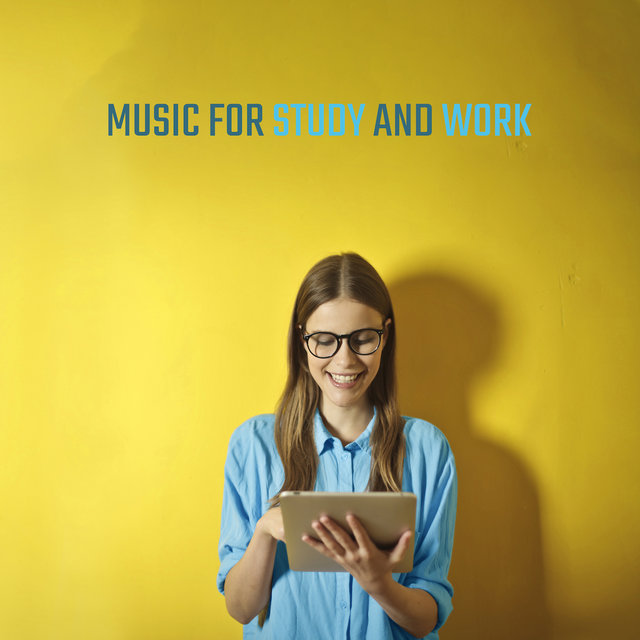 Music for Study and Work: Soft Jazz Background Supporting Concentration and Memory, Helpful during Learning and Intense Mental Effort