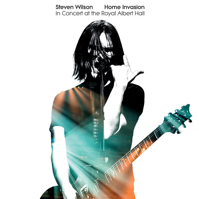 Cover art for album Home Invasion: In Concert At The Royal Albert Hall (Live) by Steven Wilson