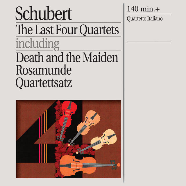 Schubert: The Last Four Quartets