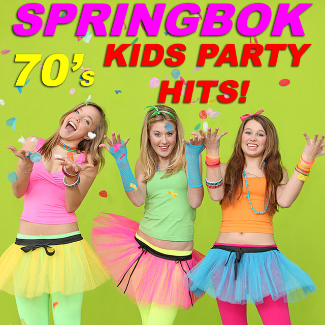 70's Kids Party Hits