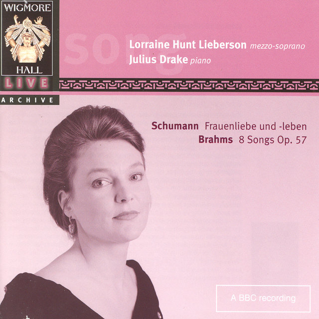 Wigmore Hall Live - Songs By Schumann & Brahms