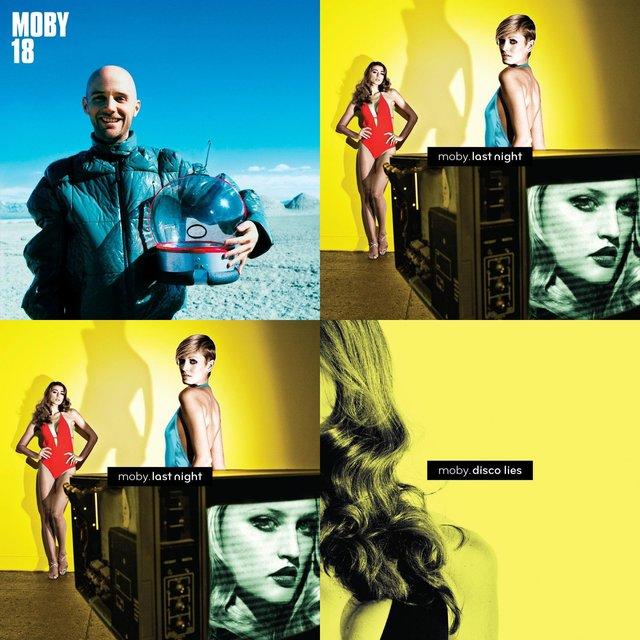 Cover art for album djkonski Best of Moby by User