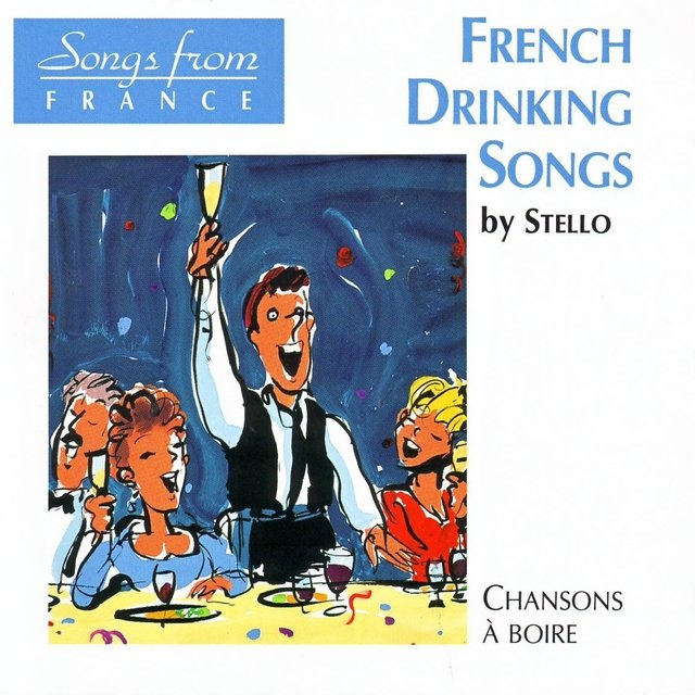 French Drinking Songs - Chansons à boire 1931