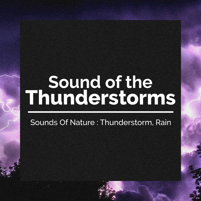 Sound of the Thunderstorms