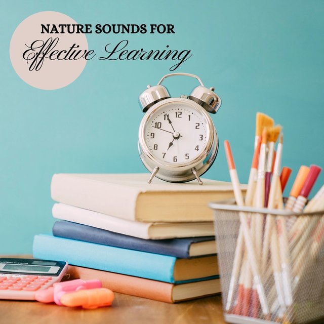 Nature Sounds for Effective Learning – Studying at Home