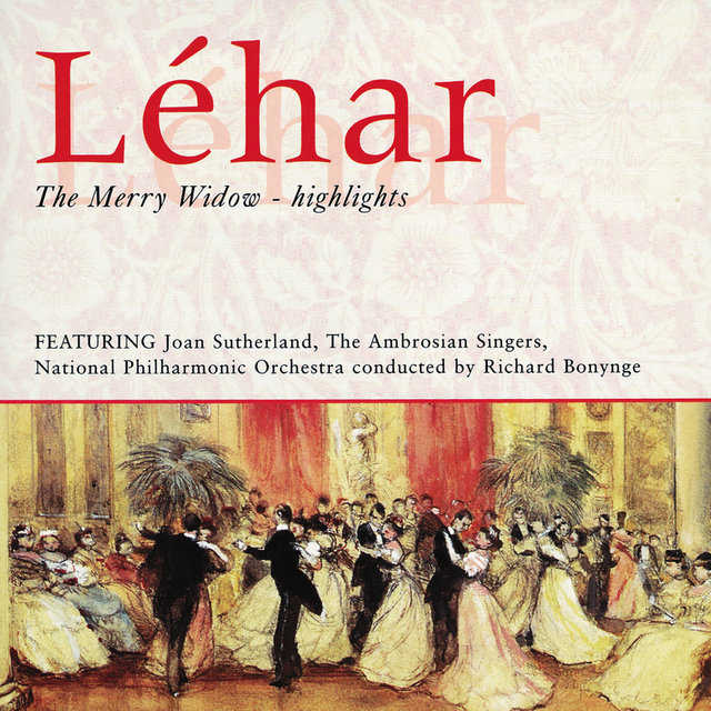 Léhar - The Merry Widow - Highlights