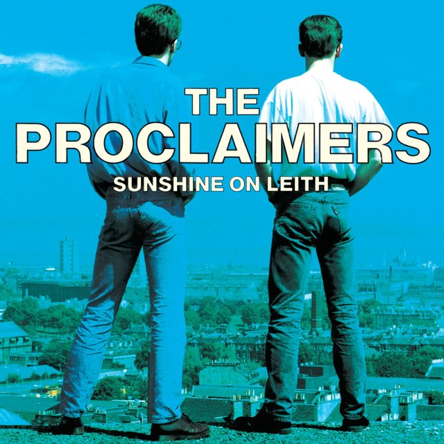 Cover art for album  by The Proclaimers