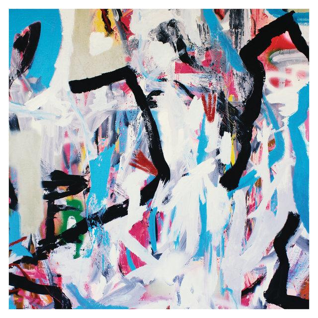 Cover art for album Dimensional Stardust by Rob Mazurek, Exploding Star Orchestra
