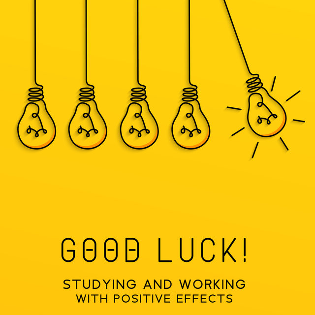 Good Luck! Studying and Working with Positive Effects