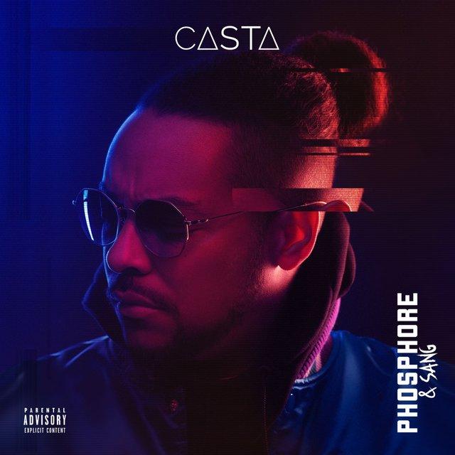Cover art for album Phosphore & sang by Casta