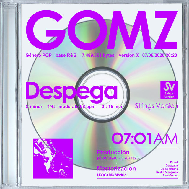 Despega (Strings Version)