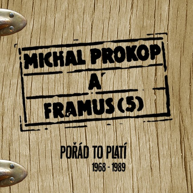 Michal Prokop a Framus Five
