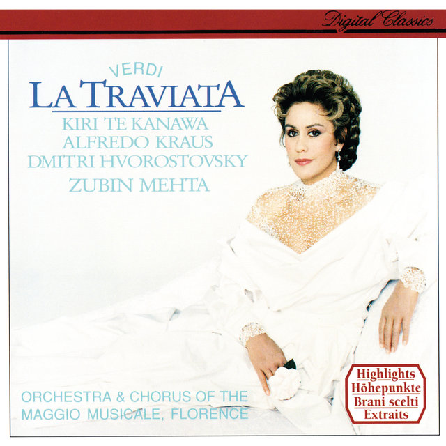 Verdi: La Traviata (Highlights)
