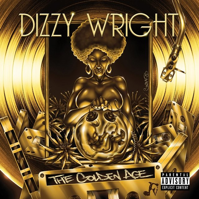 Cover art for album  by Dizzy Wright, Michel'le