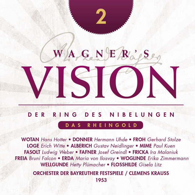 Wagner's Vision: Das Rheingold, Scenes 3 and 4 (1953)