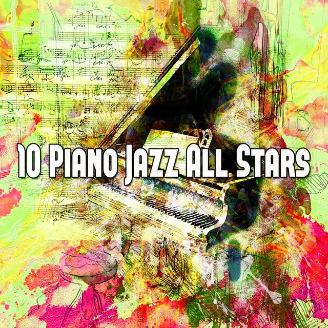 10 Piano Jazz All Stars
