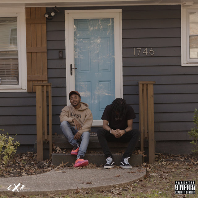 Cover art for album Typical Shit by Chris Patrick, Deante' Hitchcock