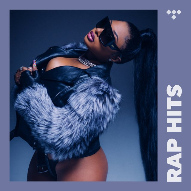 Cover art for album Rap Hits by TIDAL