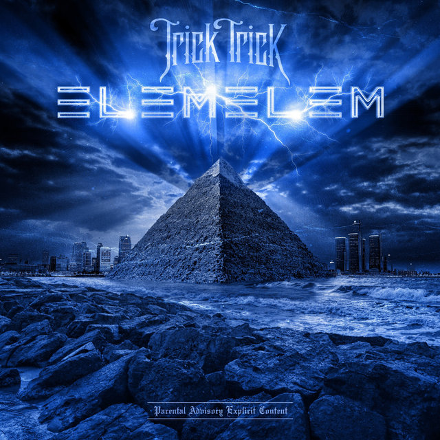 Cover art for album Elemelem by Trick Trick