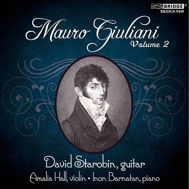 Giuliani: Guitar Music, Vol. 2