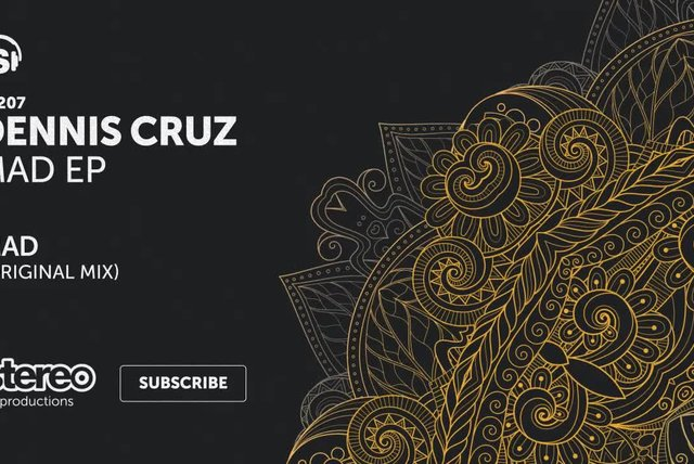 Dennis Cruz - MAD - Original Mix