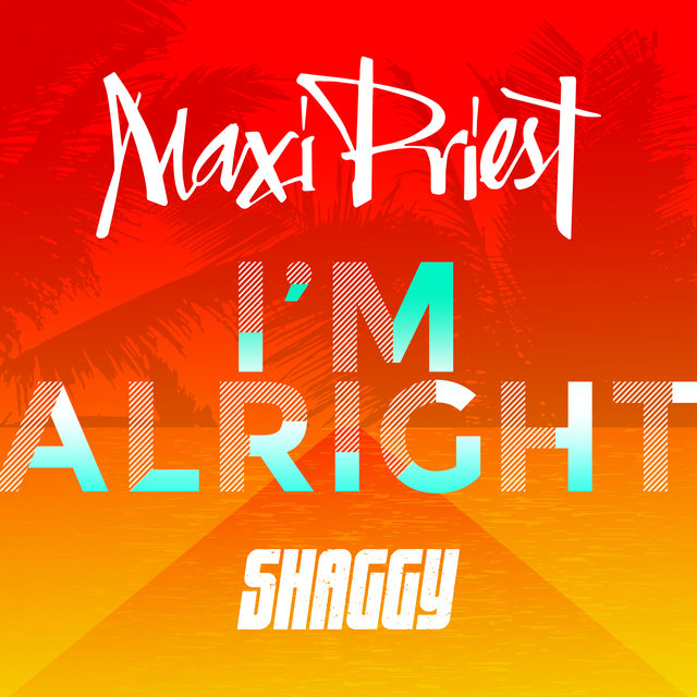 Cover art for album  by Maxi Priest, Shaggy