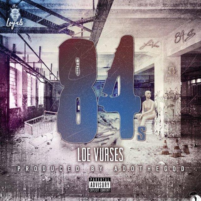 Cover art for album 84's by Loe Vurses