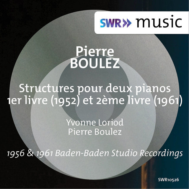 Boulez: Structures, Books 1 & 2