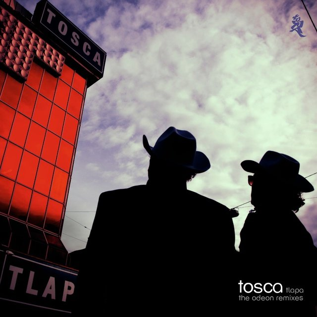 Cover art for album Tlapa The Odeon Remixes by Tosca