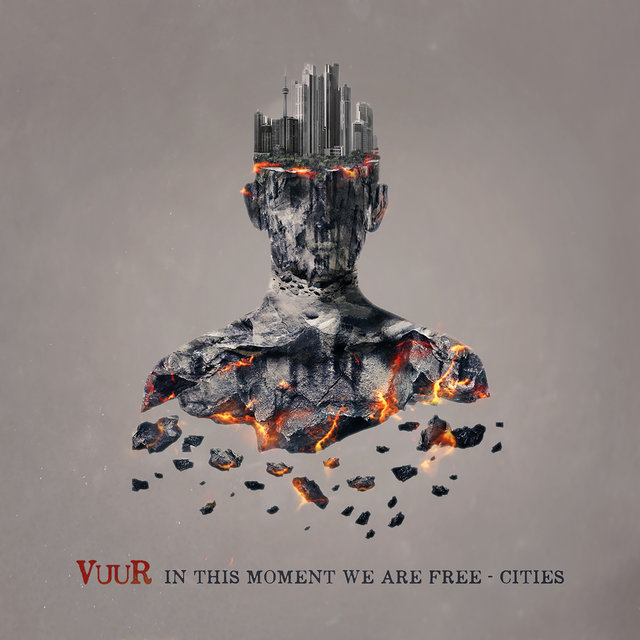Cover art for album In This Moment We Are Free - Cities by VUUR