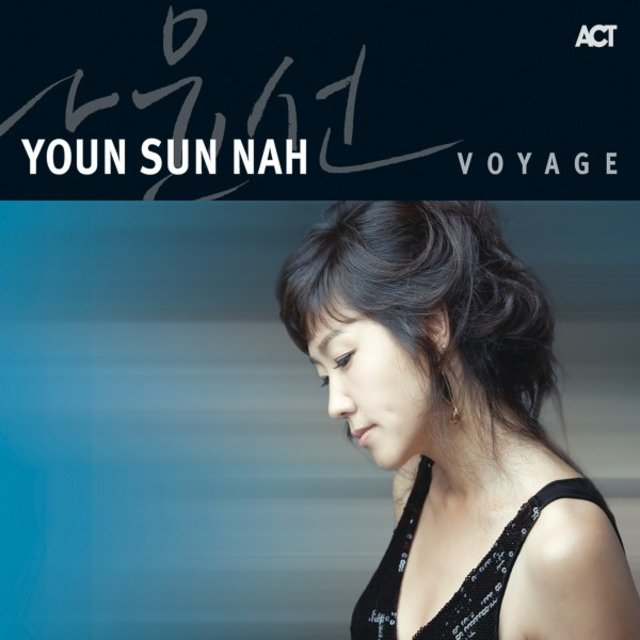 Cover art for album Voyage by Youn Sun Nah