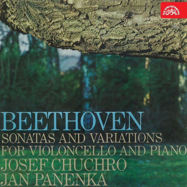 Beethoven: Sonatas and Variations for Cello and Piano
