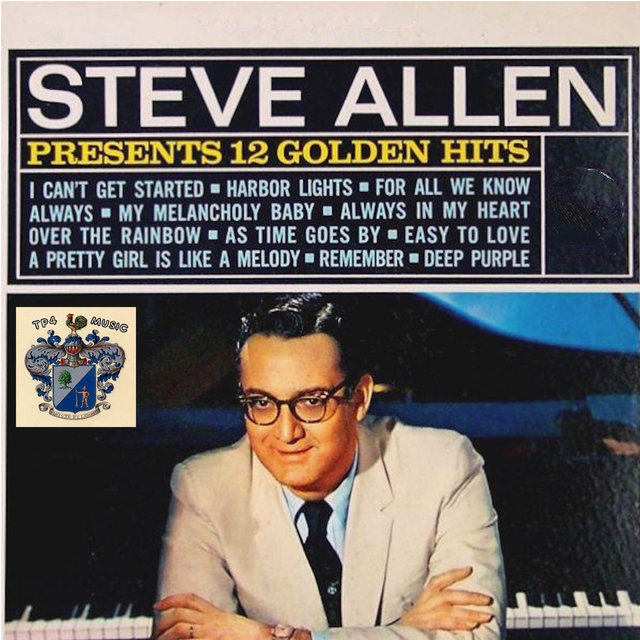 Steve Allen Presents 12 Golden Hits
